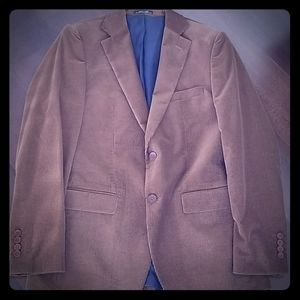 ZARA Men's Brown Corduroy Jacket